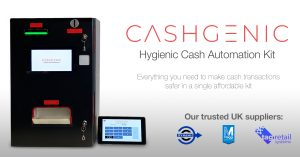 ITL Collaborates With UK Suppliers For Hygienic Cash Handling Kit