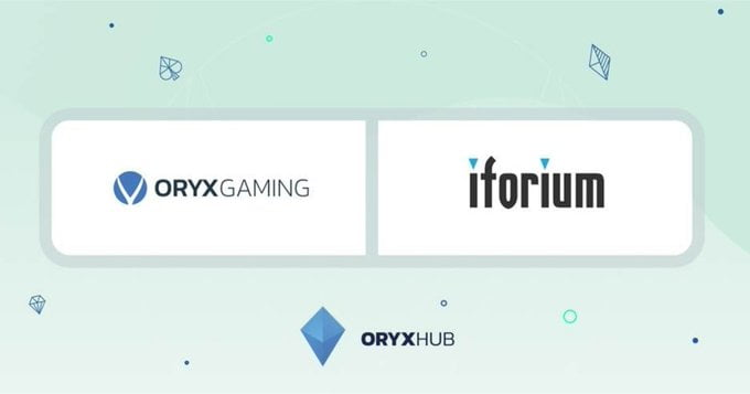 Oryx Secures Iforium Partnership For RGS Content Supply