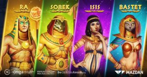 Wazdan Unveils New Power Of Gods™: Egypt Video Slot