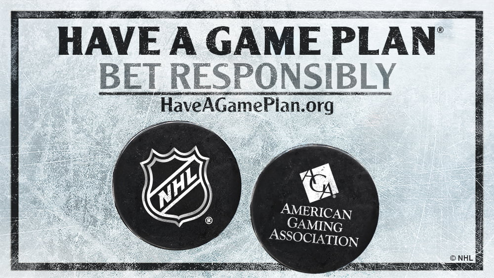 NHL Forms Alliance With AGA's 'Have A Game Plan?' Initiative