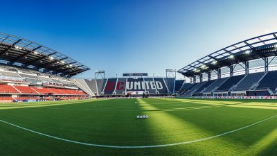 FanDuel Announce Multi-Year Agreement With DC United