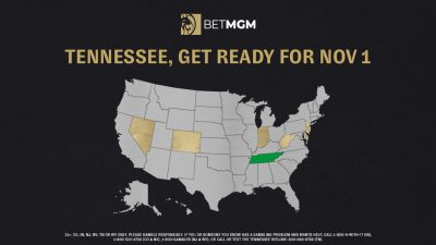 BetMGM To Launch Sports Betting App In Tennessee