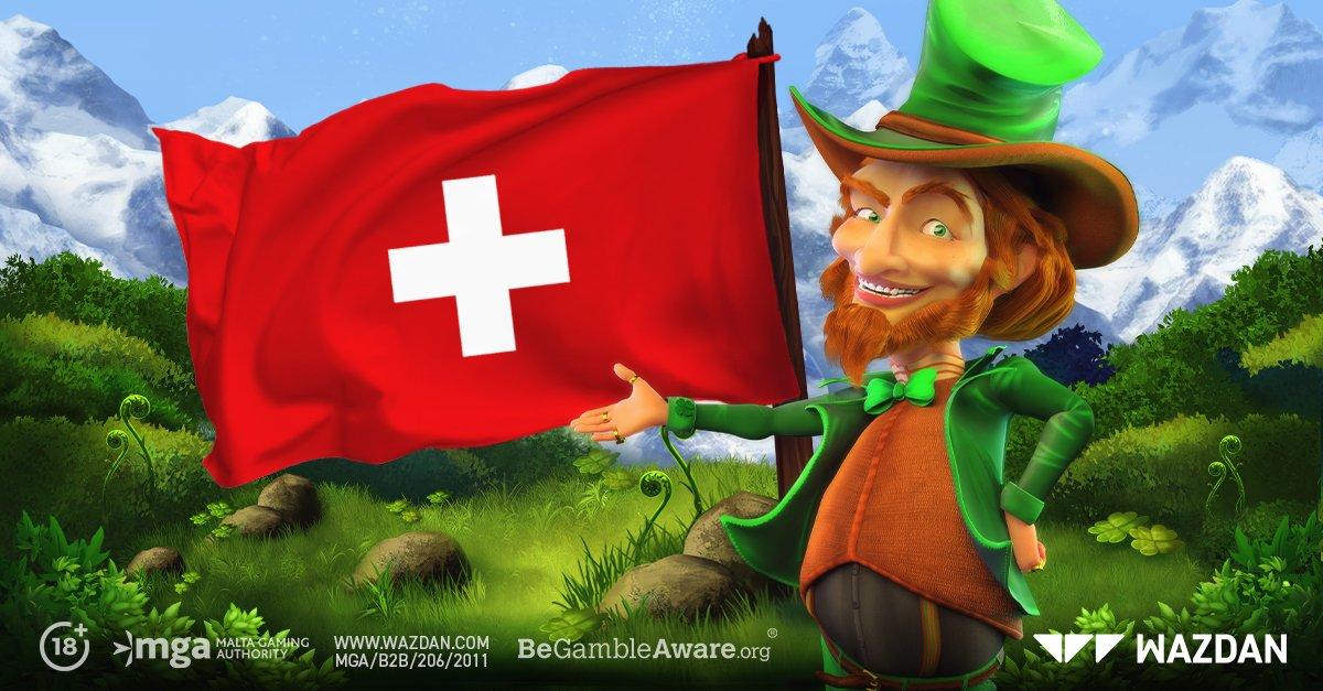 Wazdan Games Approved Ahead Of Swiss Debut