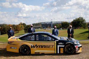 WynnBET Strikes Sports Betting Agreement With NASCAR