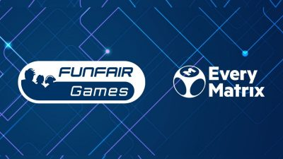 EveryMatrix Improves RGS Production With FunFair Agreement