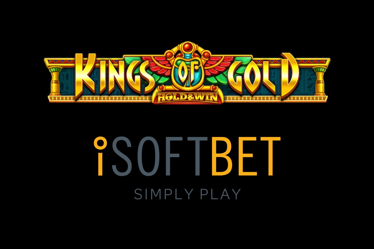 iSoftBet Release Ancient Egypt Slot Kings Of Gold