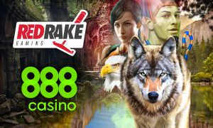 888Casino Signs Distribution Deal With Red Rake Gaming