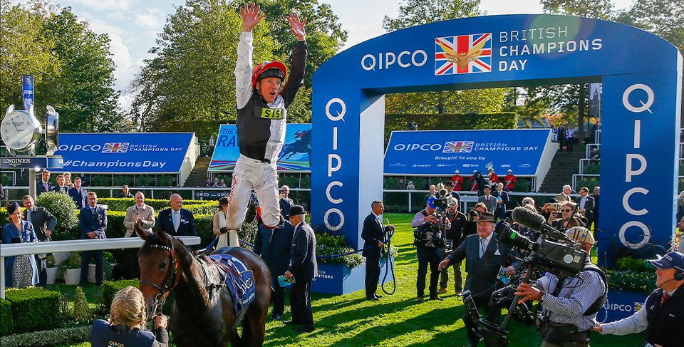 RMG To Lead QIPCO British Champions Day Media And Betting Duties