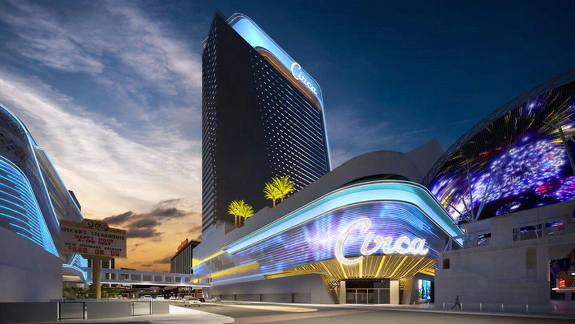 Circa Resort & Casino Now Operational