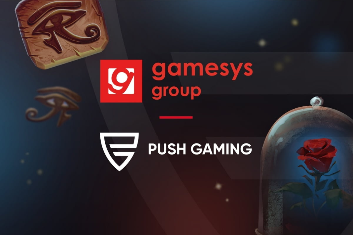 Push Gaming Signs Content Deal With Gamesys Group