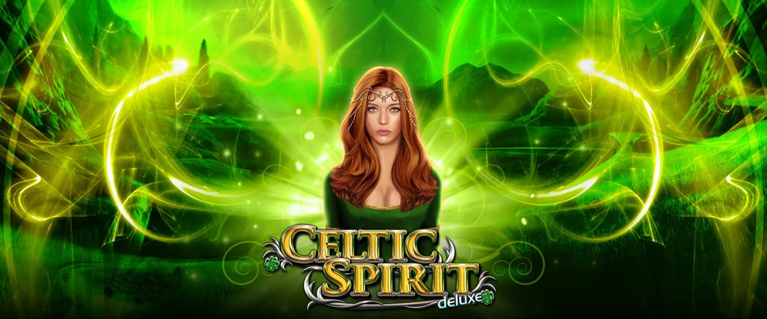 Stakelogic In Partnership With Relax Gaming Release Celtic Spirit Deluxe
