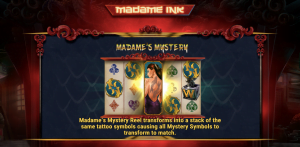 Play'n GO's Latest Production Madame Ink Hits The Market