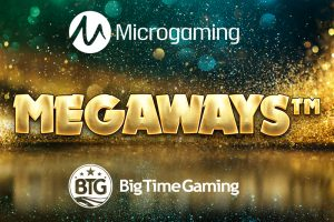 Microgaming And Big Time Gaming Team-Up In Megaways Deal