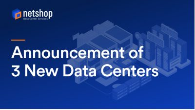 NetShop ISP Confirms New Data Centres Across Asia And Europe