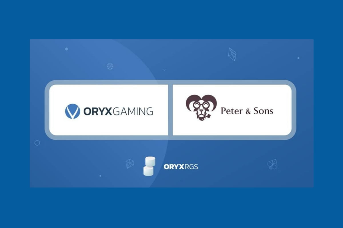 Oryx Links Up With Peter & Sons As Exclusive Platform Partner