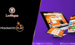 LeoVegas Goes Live With Pragmatic Play's Bingo Offering
