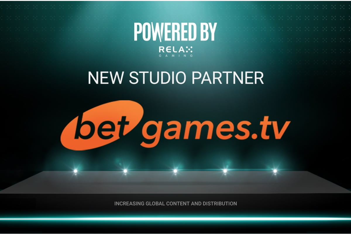 Relax Gaming Signs BetGames.TV Agreement