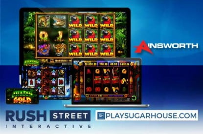 RSI To Take Ainsworth's Slots To PlaySugarHouse.com