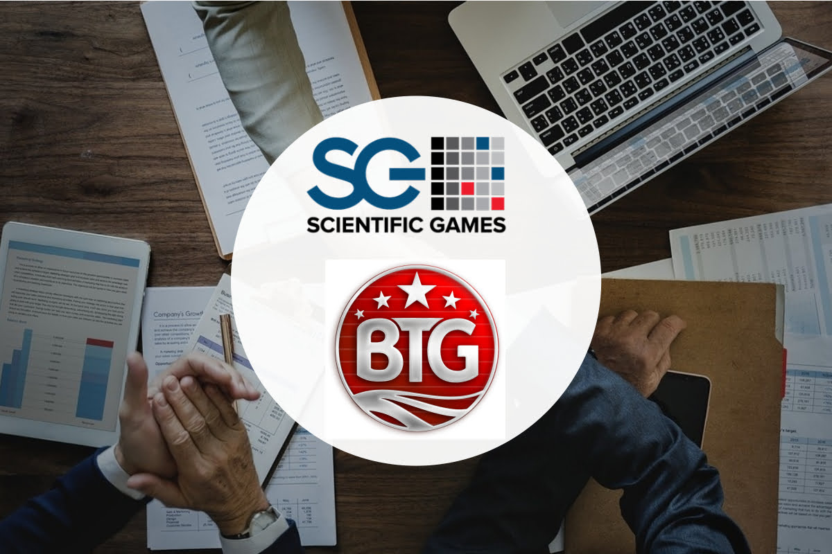 SGC Enters Big Time Gaming Worldwide Content Agreement