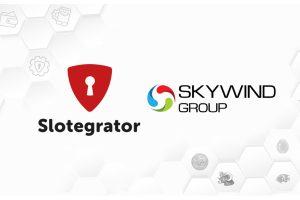 Slotegrator Signs Skywind Partnership
