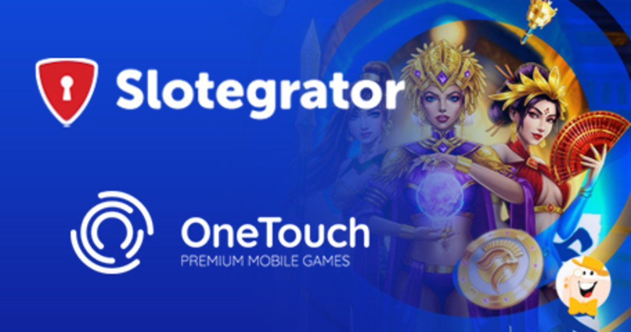 Slotegrator To Provide OneTouch With High Quality Content