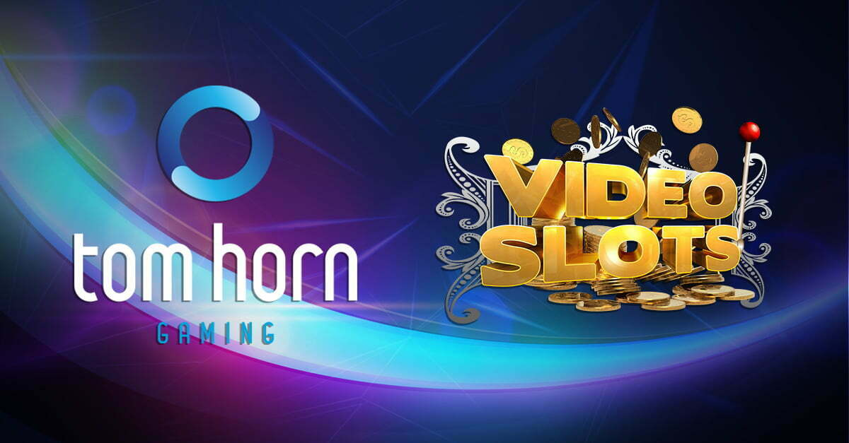 Tom Horn Signs Distribution Deal With Videoslots
