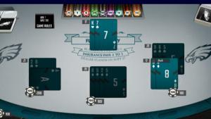 Unibet Brings Eagles Blackjack To Pennsylvania