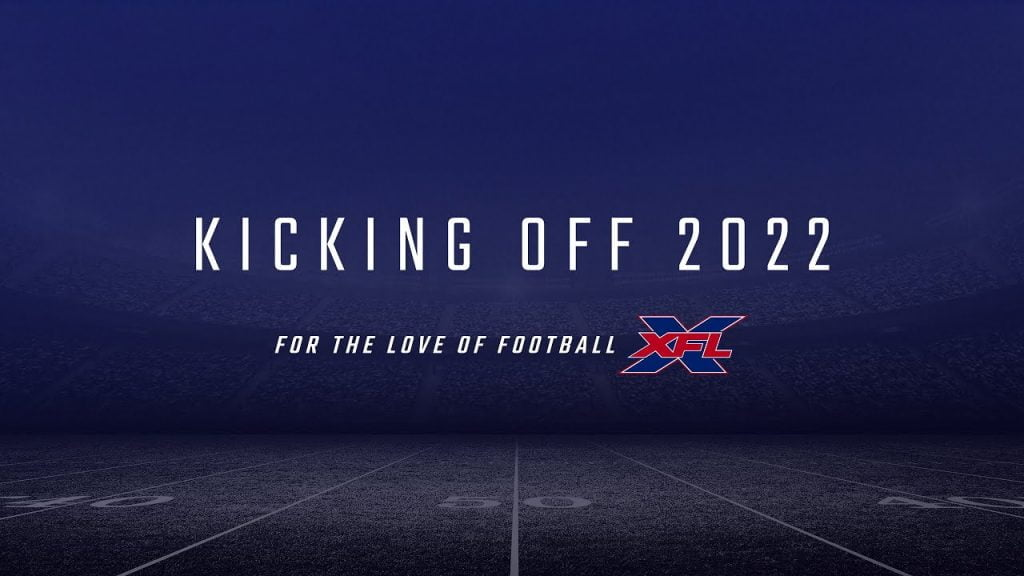 XFL Formally Announce 2022 Return Date