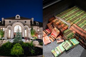 'High-End Illegal Casino' In 53-Room Mansion Busted In Ontario
