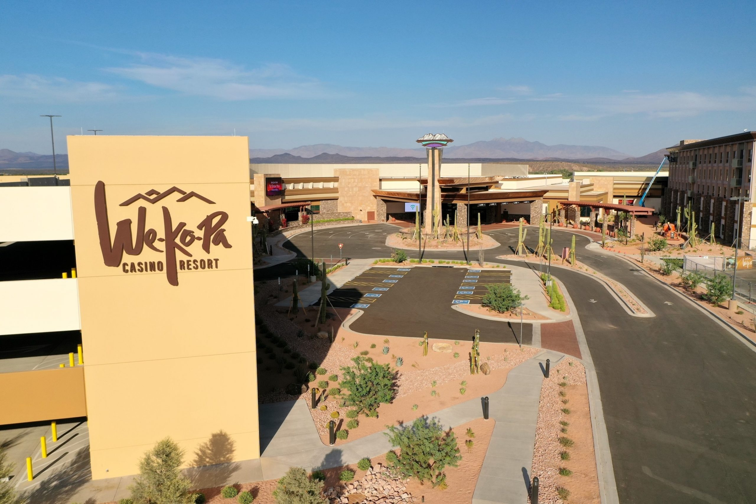 Arizona's Newest Casino We-Ko-Pa Opens Its Doors