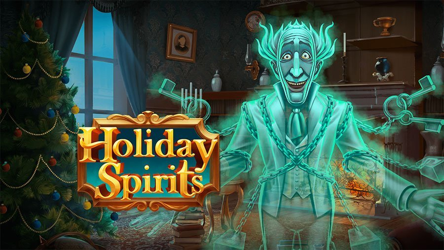 Play'n GO Adds Holiday Spirits Ready For Christmas Season