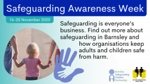 South Yorkshire Safeguarding Awareness Week Gains YGAM's Support