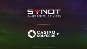 Casino Solverde Links-Up With Synot Games