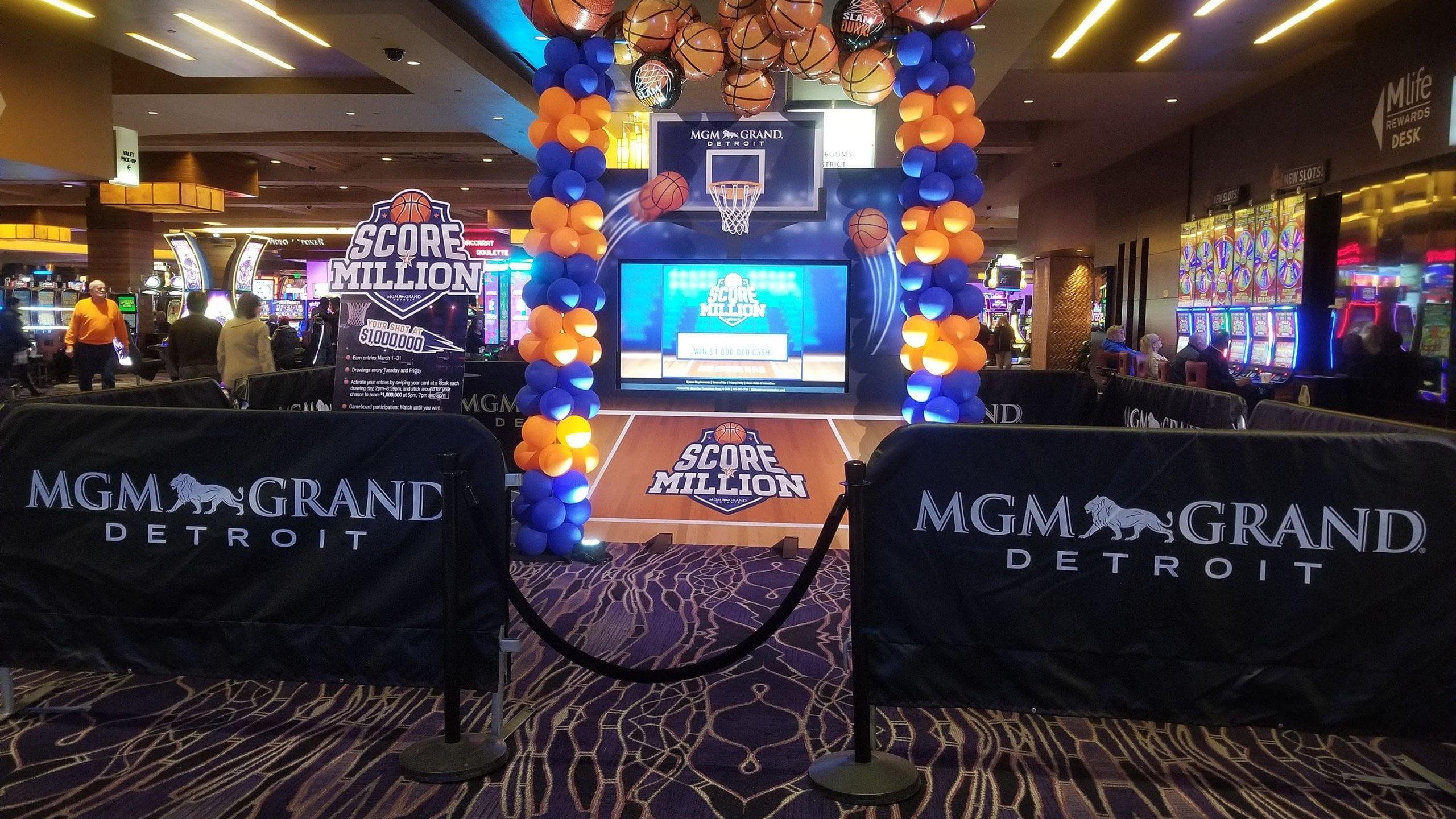 Three Main Detroit Casinos Bring In $101.4m Despite Capped Capacity