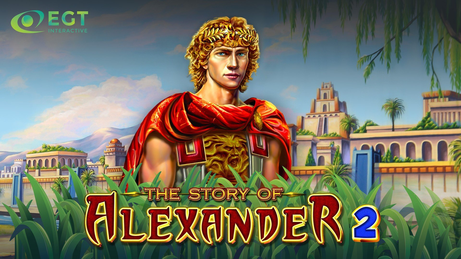 EGT Interactive Latest Offering The Story Of Alexander 2