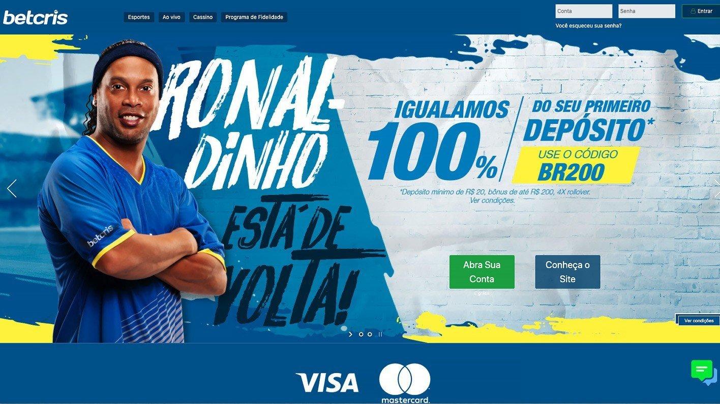 Betcris Launch br.betcris.com For Brazilian Market
