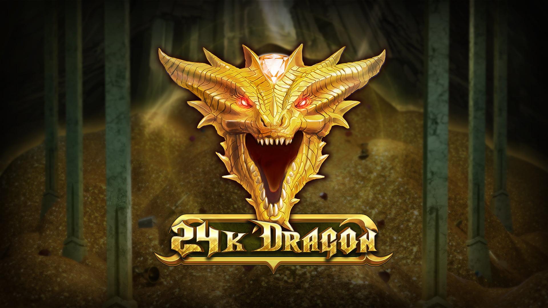 Play'n GO Release 24K Dragon Payway Slot