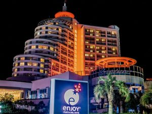 Uruguay's Enjoy Punta del Este Casino Complex To Reopen Dec 11