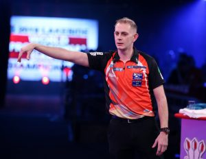 Darts Regulation Authority (DRA) Suspends Kyle McKinstry