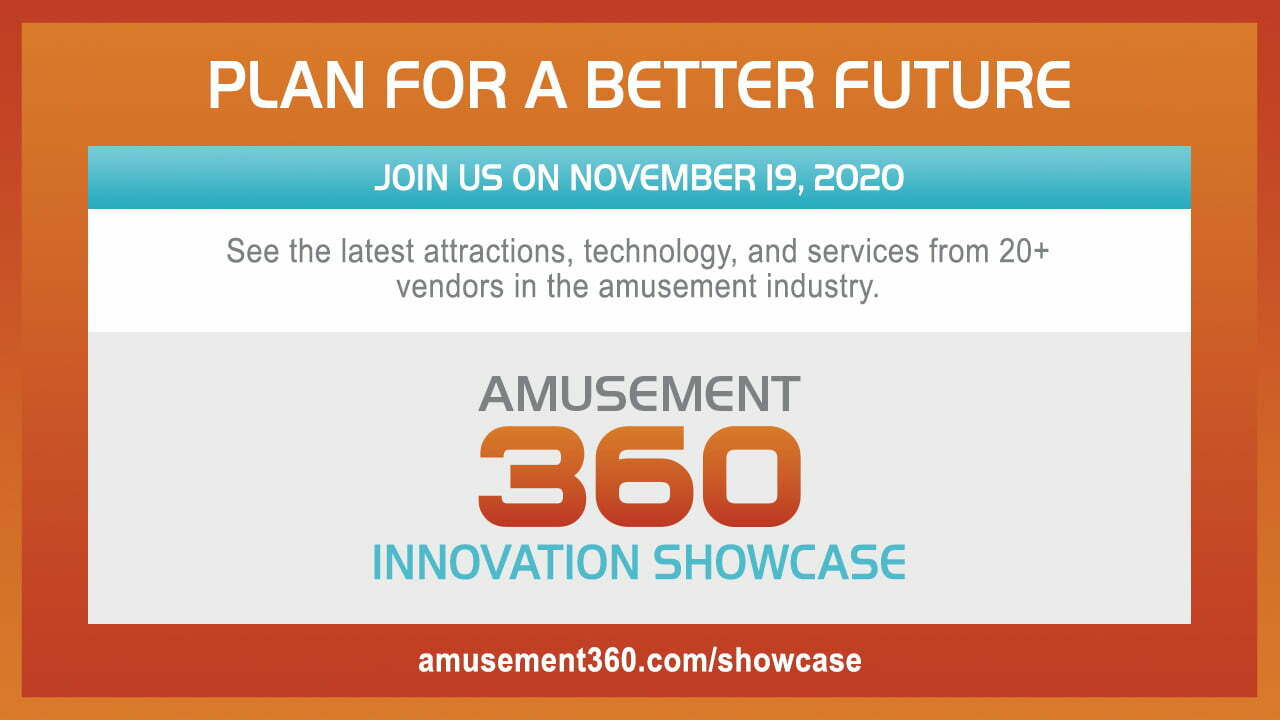 20 Amusement Industry Suppliers To Hold Virtual Showcase