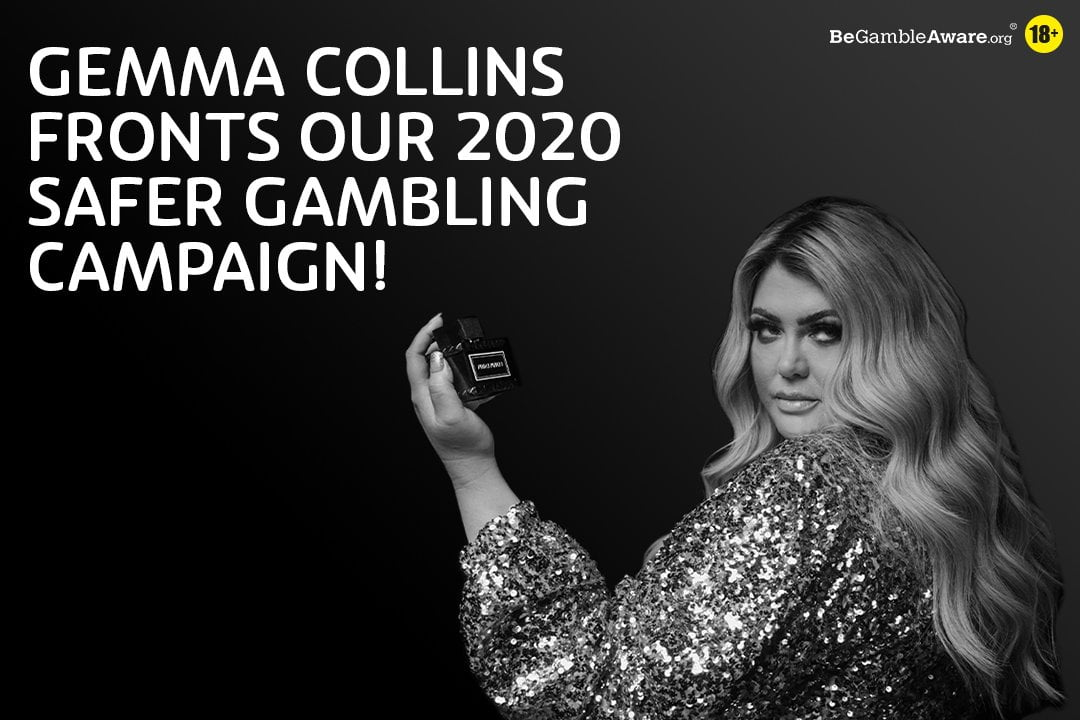 Gemma Collins Teams Up With PlayOJO For Safer Gambling Campaign