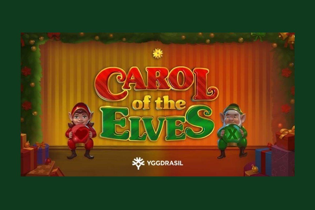 Yggdrasil Release Festive Game Carol Of The Elves