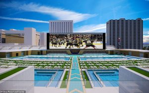 Daktronics Takes The Wow Factor To Circa, Las Vegas