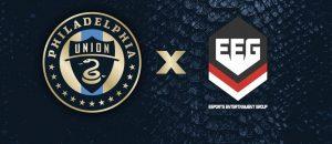 Esports Entertainment Announce MLS Philadelphia Union Alliance