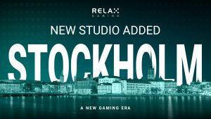 Relax Gaming Employs Third In-House Games Studio In Stockholm