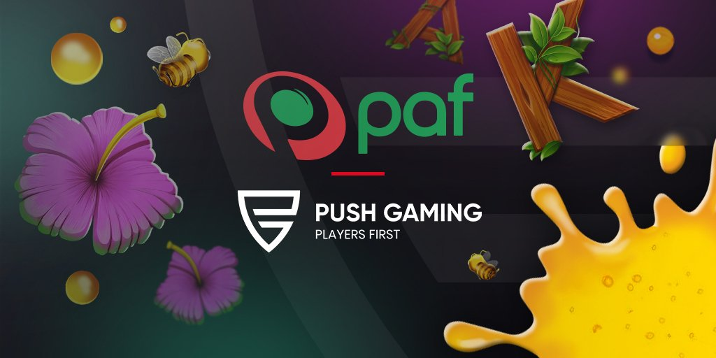 Push Gaming Expands European Footprint Signing With Paf