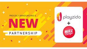 Playzido Announce Buzz Bingo Distribution Partnership