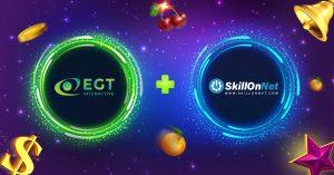 EGT Enters Controlled German Market Through SKillOnNet