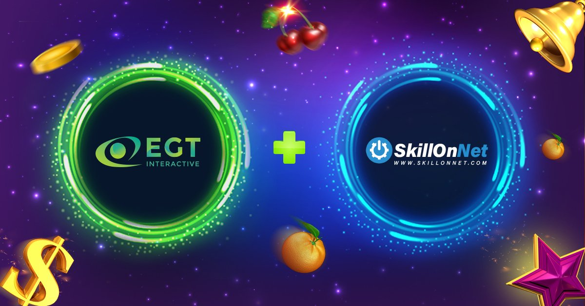 EGT Enters Controlled German Market Through SKillOnNet