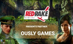 Red Rake Expands Within Social Casino Space Through Ously